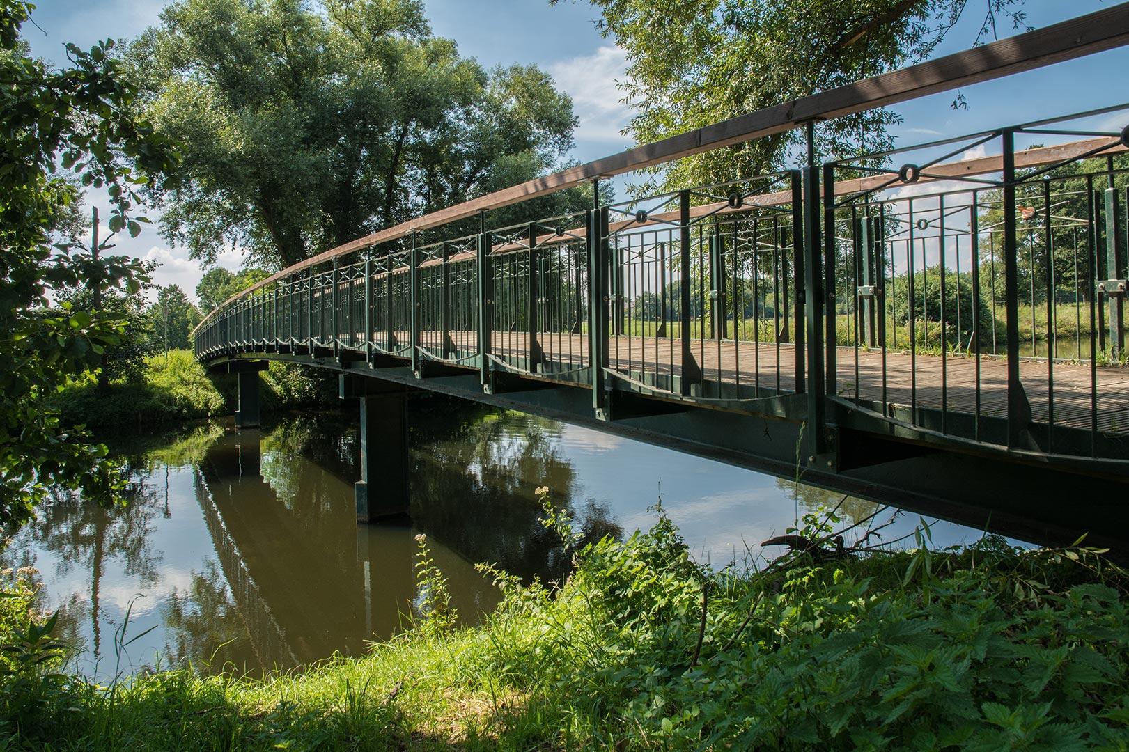 Altstadt von Telgte – Emsbrücken Runde von Warendorf