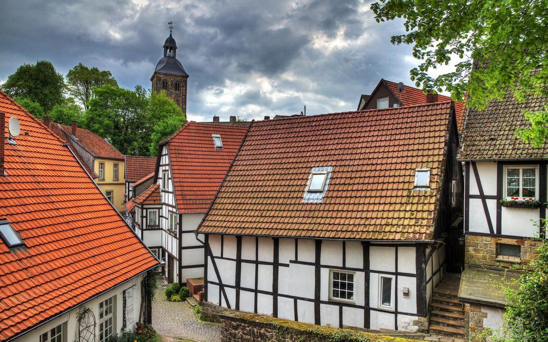 Tecklenburg – Super Aussicht Runde von Oesede
