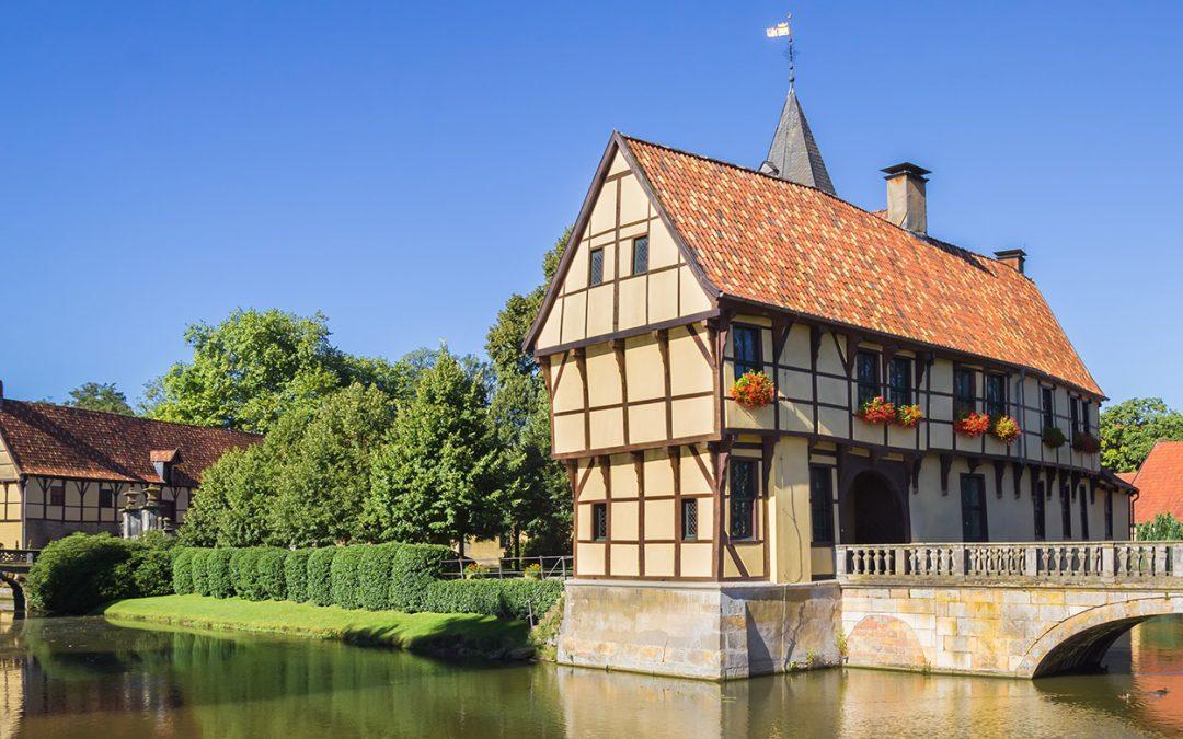 Schloss Steinfurt – Schlossmühle Burgsteinfurt Runde von Ochtrup