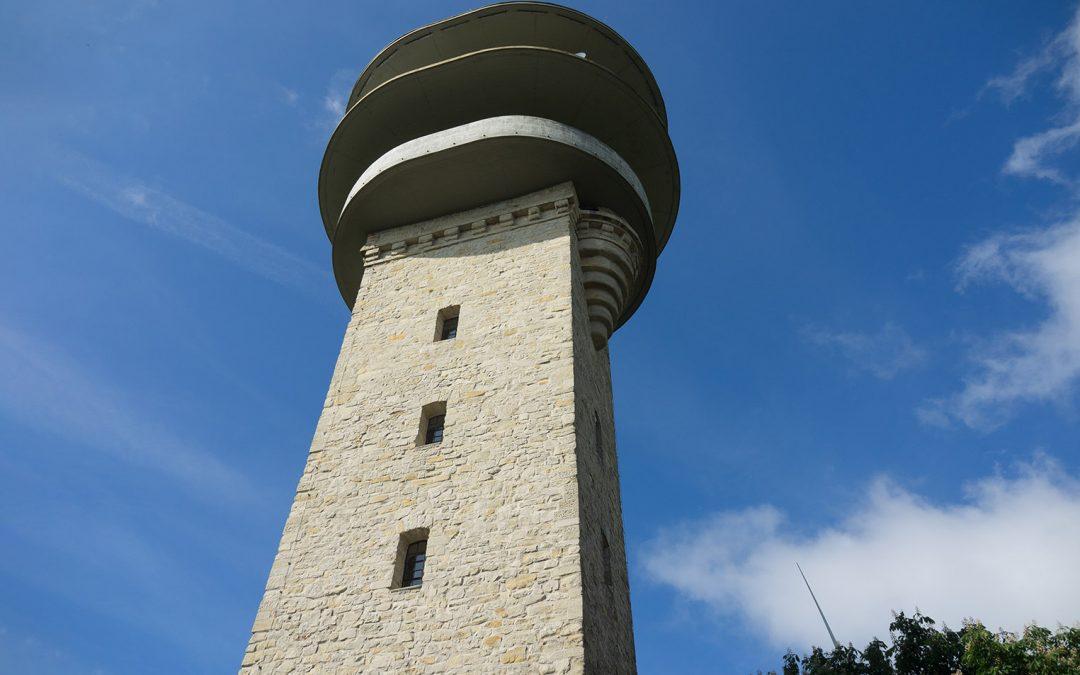 Schöne Aussicht – Longinusturm Runde von Münster-Roxel