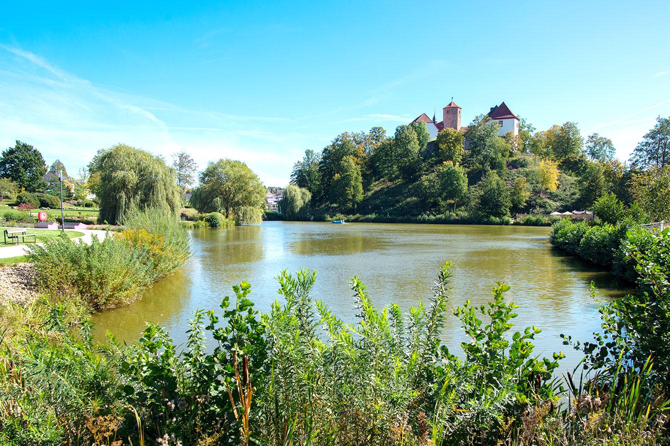 Schöner Radweg – Bad Iburg Runde von Tecklenburg